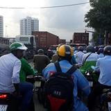 """Bí thư Nguyễn Thiện Nhân yêu cầu đẩy nhanh """"trị"""" kẹt xe ở cảng Cát Lái ngay trong tháng 8"""