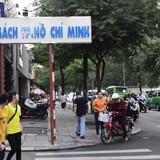 TP.HCM cấp phép tạm cho bãi giữ xe khu vực đường Sách thành phố
