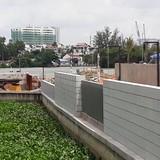 """Chủ đầu tư dự án sai phạm lấn sông Sài Gòn: """"Đã nộp phạt và đề nghị không cưỡng chế tài khoản"""""""