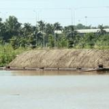 TP.HCM kiến nghị xử lý nạn cát tặc