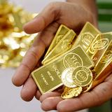 Giá vàng tiếp đáy 2 tuần, giá dầu xuống đáy 1 tuần