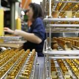 Giá vàng chốt tuần tăng 3%