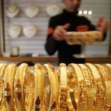 Giá vàng phá đáy 4 tháng do bất ổn tại thị trường Trung Quốc