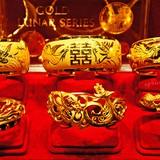 Giá vàng chốt tuần giảm mạnh nhất 3 năm