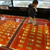 Giá vàng lên đỉnh cao nhất 2 tuần