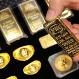 Giá vàng đánh mất thành quả từ phiên trước khi đồng USD leo dốc