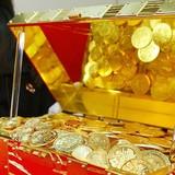 Giá vàng chốt tuần tăng 1,8%