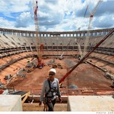 World Cup không cứu vớt nổi kinh tế Brazil