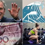"""Thế giới 24h: Đồng bản tệ Trung Quốc thất thế, nền kinh tế Mỹ """"đổ bệnh"""""""