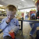 Trẻ em - vấn đề lớn nhất của McDonald's