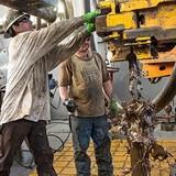 Giá dầu lùi bước trước dấu hiệu trữ lượng tăng