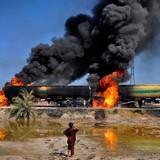 Giá dầu khép lại tuần lao dốc mạnh nhất 8 tháng