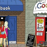 """Google+ là một thị trấn """"ma""""?"""