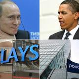 Thế giới 24h: Ông Putin nói Ukraine vỡ nợ, Trung Quốc bác tin xây kênh đào