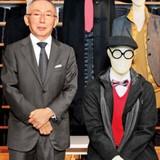 """Chiêu """"dụ"""" khách nam của hãng thời trang lớn nhất Châu Á"""