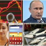 """Thế giới 24h: Nga trả đũa Nhật Bản, Trung Quốc đưa """"người nhà"""" vào AIIB"""