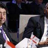 Nhật, Mỹ giành giật thị phần thương mại tại châu Á từ Trung Quốc