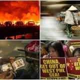 """Thế giới 24h: Trung Quốc mất 40 tỷ USD mỗi tháng, Philippines nói """"không nao núng"""""""