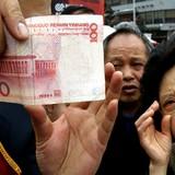 [Chart] Thế tam kiềng giữa yen Nhật, won Hàn và Nhân dân tệ qua 15 năm