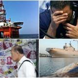 Thế giới 24h: Giàn khoan Hải Dương-981 ở lại Biển Đông, chứng khoán Trung Quốc lại giảm