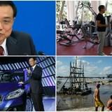 """Thế giới 24h: Trung Quốc phạt người tung tin đồn, Thủ tướng Nga tung ảnh """"độc"""""""