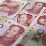Trung Quốc tăng 0,93% tỷ giá tham chiếu của đồng nhân dân tệ