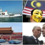 """Thế giới 24h: Bạn Putin sở hữu sân bay """"khủng"""", Trung Quốc trấn áp tin đồn"""