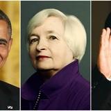 10 nhân vật có ảnh hưởng nhất đối với thị trường toàn cầu