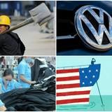 """Thế giới 24h: GDP Trung Quốc tăng chậm nhất 6 năm, """"Made in Vietnam"""" đón cơ hội TPP"""