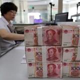 Trung Quốc tăng 0,09% tỷ giá đồng nhân dân tệ