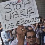 """Tài xế Uber Pháp nổi cơn thịnh nộ, thành lập """"Uber-ngược"""" của riêng mình"""