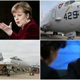 Thế giới 24h: Thủ tướng Đức là nhân vật năm, Trung Quốc theo sát máy bay Mỹ