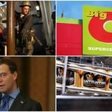 """Thế giới 24h: Giá dầu chạm đáy 11 năm, Nga """"trút giận"""" lên Ukraine"""