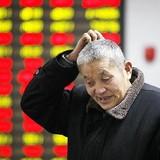 """Chứng khoán Trung Quốc tiếp tục """"cắm đầu"""""""