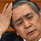 """Nhật Bản """"xé rào"""" hạ lãi suất xuống mức âm"""