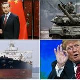 """Thế giới 24h: Donald Trump lại phát ngôn """"sốc"""", ngân hàng Trung Quốc phong tỏa tài khoản Triều Tiên"""