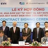 Doosan Heavy inks 690 bln-won deal to build power plant in Vietnam