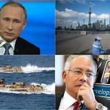 """Thế giới 24h: Trung Quốc cảnh báo """"Chiến tranh lạnh"""", ông Putin nói về Hồ sơ Panama"""