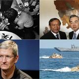 Thế giới 24h: Apple làm ăn bết bát nhất 10 năm, Nga hạ thủy tàu cho Việt Nam