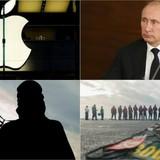 """Thế giới 24h: Trung Quốc """"cấm cửa"""" tàu sân bay Mỹ, Apple mất thương hiệu"""