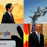 """Thế giới 24h: Trung Quốc biện bạch vụ chặn máy bay Mỹ, nói Nhật """"diễn trò"""""""