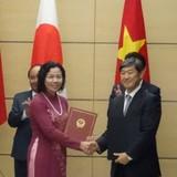 Nhật Bản cho Việt Nam vay thêm 1,5 tỷ USD