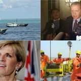 Thế giới 24h: Tàu cá Trung Quốc đổ xuống Trường Sa, Ấn Độ quyết thăm dò dầu khí ở Việt Nam