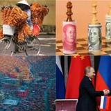 """Thế giới 24h: Tên lửa Trung Quốc """"bốc hỏa"""" trên đất Mỹ, Bắc Kinh phủ nhận phá trung tâm Phật giáo"""