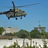 Trực thăng Mi-8 của Nga bị bắn rơi ở Syria