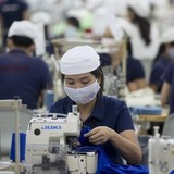 PMI ngành sản xuất tháng 7 tăng chậm nhất 5 tháng