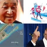 Thế giới 24h: Trung Quốc xây nhà chứa máy bay ở Trường Sa; Nhật hoàng muốn thoái vị