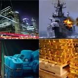 Thế giới 24h: Nga - Trung ấn định thời điểm tập trận, nhà giàu đổ xô cất vàng ở Singapore