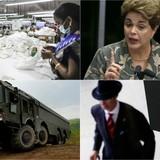 Thế giới 24h: Tổng thống Brazil bị phế truất, Ukraine mở rộng trừng phạt Nga