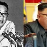 Nhà lãnh đạo Triều Tiên Kim Jong Un - bản sao của ông nội